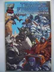 Transformers More Than Meets The Eye Guidebook #3 2003
